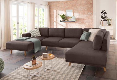 Home affaire Sofa »Lasse« im scandinavischem Stil s...