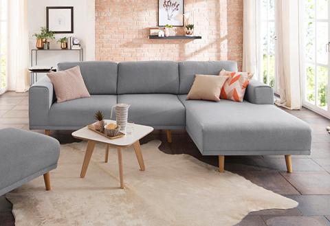 HOME AFFAIRE Kampinė sofa »Lasse«