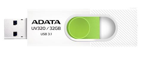 ADATA USB laikmena »USB 3.1 Lazda UV320 32GB...