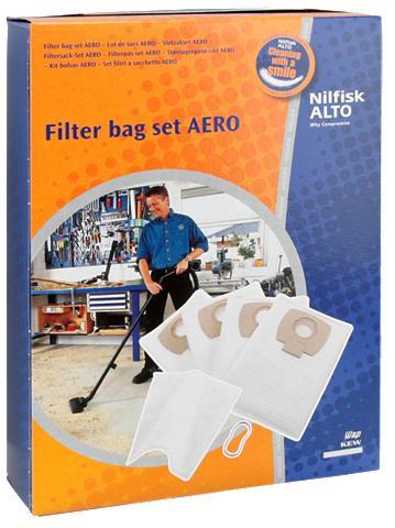 NILFISK Dulkių siurblio maišeliai »Filtersack ...