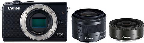 CANON »EOS-M100 M15-45 S+M22 EU26« Sistemini...