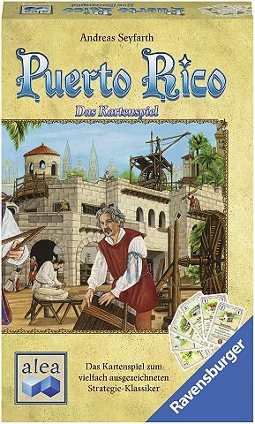 RAVENSBURGER Strategiespiel »alea Puerto Rico - Das...