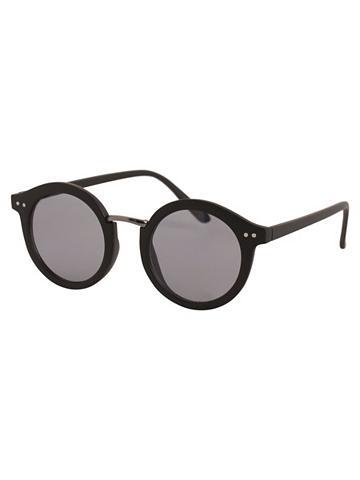 PIECES Runde vienspalvis akiniai nuo saulės