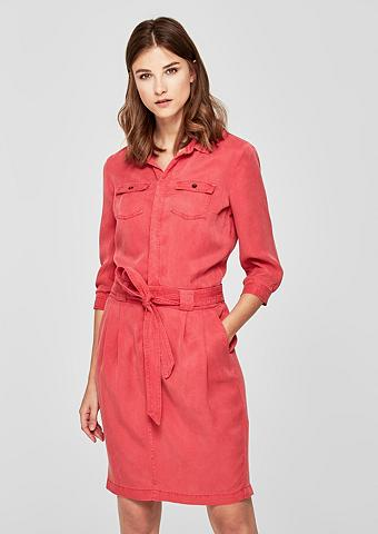 S.OLIVER RED LABEL Suknelė-marškiniai iš liocelis