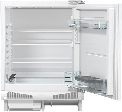GORENJE Įmontuojamas šaldytuvas RIU6092AW 82 c...