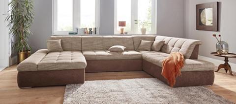 DOMO collection Sofa »PB Moric« XXL patogi su miegojim...