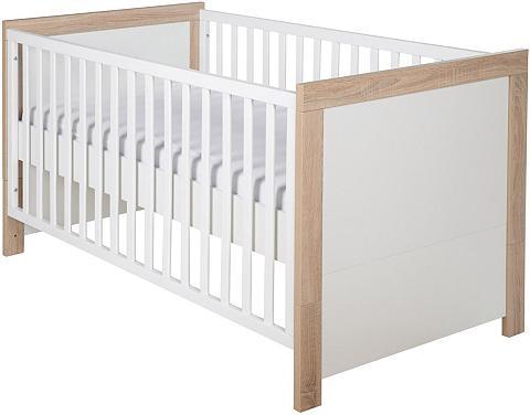 ROBA Vaikiška lova »Kombi-Kinderbett Leni 2...