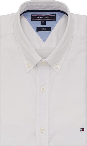 TOMMY HILFIGER Marškiniai »CORE STRETCH siauras OXFOR...