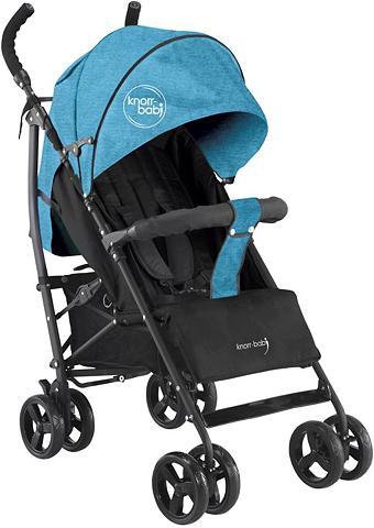 KNORR-BABY Vežimėlis-skėtukas »Styler Melange bla...