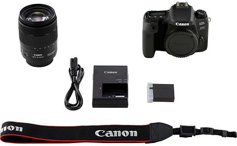 CANON »EOS 77D + EF-S 18-135mm 1:35-56 IS US...