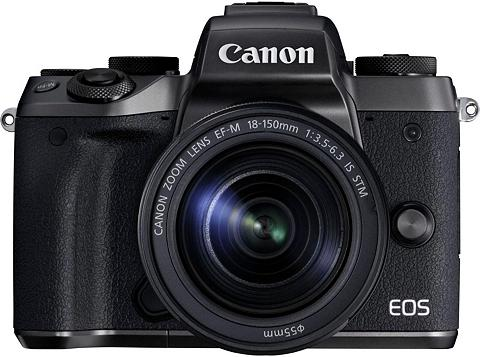 CANON »EOS M5 + EF-M 18-150mm 1:35-63 IS STM...