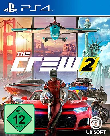 UBISOFT The Crew 2 Play Stovas/stotelė 4