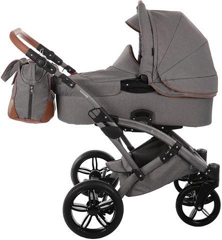 KNORR-BABY Vaikiškas vežimėlis rinkinys »Voletto ...