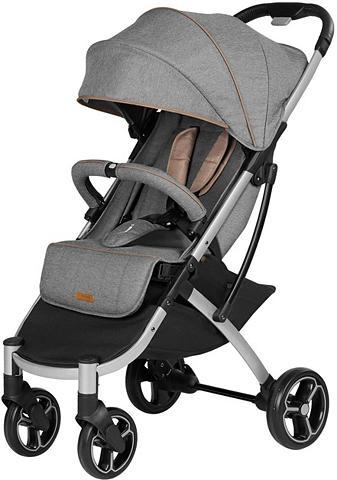KNORR-BABY Vežimėlis-skėtukas »X-Easy-Fold melang...