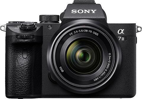 Sony »Alpha 7 III ILCE-7M3KB« Systemkamera ...