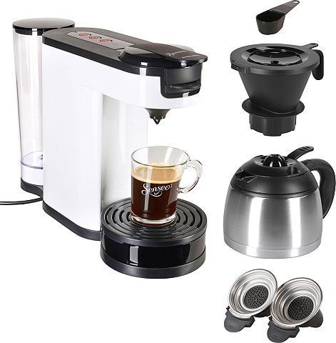 Senseo Kaffeepadmaschine ® Switch HD6592/00 1...