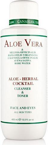 canarias cosmetics Gesichts-Reinigungslotion »Aloe - Herb...