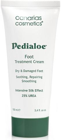 canarias cosmetics Fußcreme »Pedialoe« su 25 % Urea