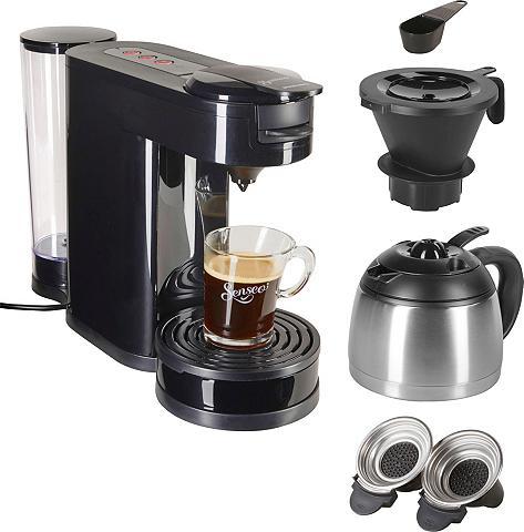 Senseo Kaffeepadmaschine ® Switch HD6592/60 1...