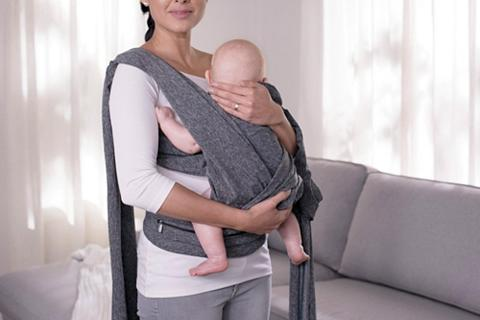 CHICCO ® Bauchtrage »Bobby Comfy forma Grey«