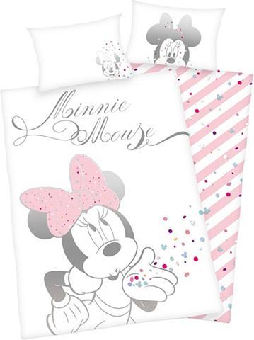 Walt Disney Babybettwäsche »Minnie Mouse« su Minni...