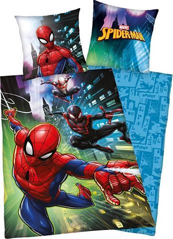 MARVEL Kinderbettwäsche »Spiderman« su Spider...