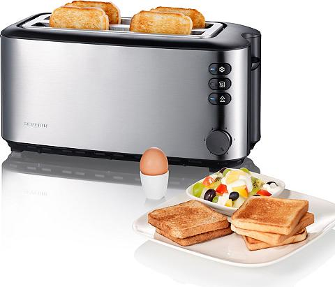 Severin Toaster AT 2509 2 lange Schlitze 1400 ...