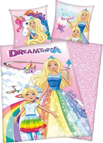MATTEL Vaikiška patalynė »Barbie Dreamtopia« ...