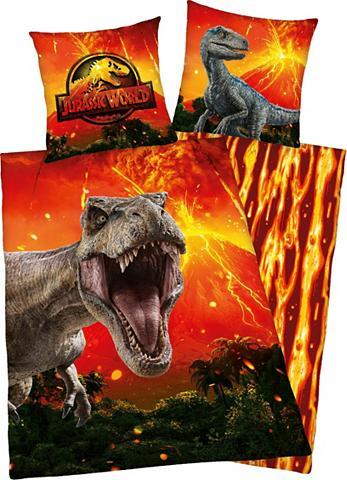 Vaikiška patalynė »Jurassic World«