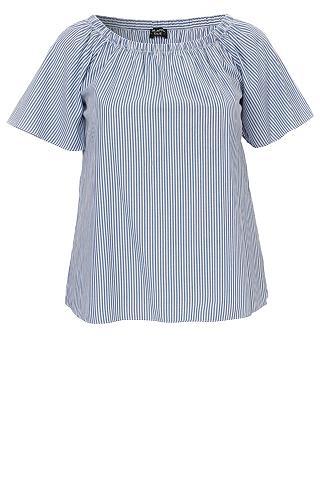 VIA APPIA DUE Moteriška Marškinėliai im Carmen-Stil