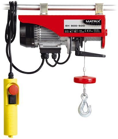 MATRIX Elektrinis Seilzug »EH 900-500-1« dėl ...