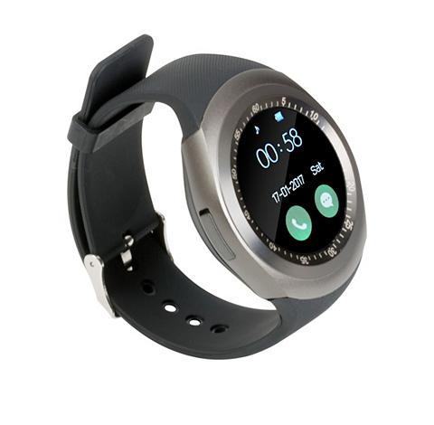 TECHNAXX Elegantiškas Laikrodis »Trend Geek Išm...