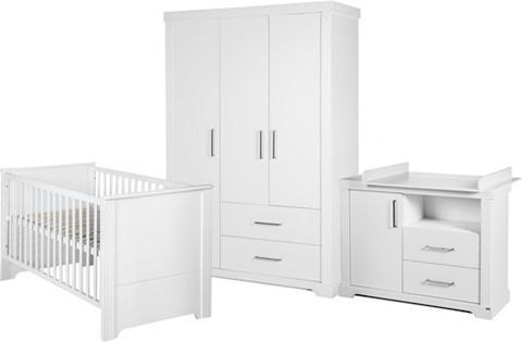 roba ® Babyzimmer-Komplettset »Maxi« (Set 3...