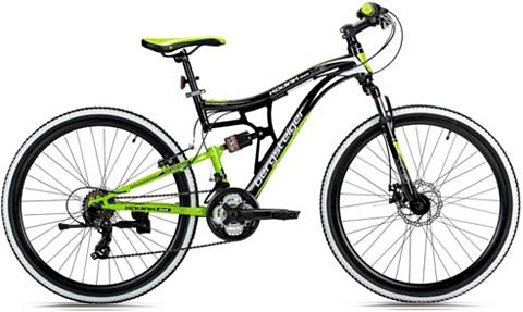 BERGSTEIGER Kalnų dviratis »Kodiak« 21 Gang Shiman...