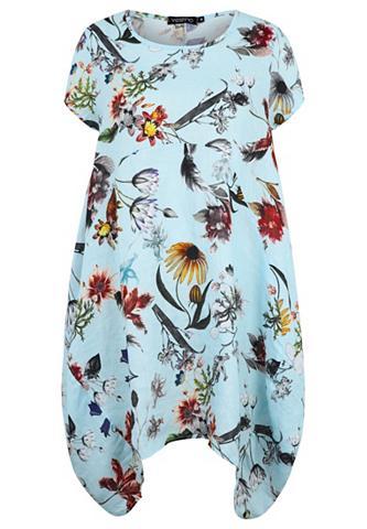 VESTINO Lininė suknelė Blüten