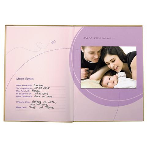 Baby Tagebuch dėl Mädchen ir Jungen