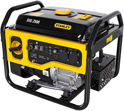 STANLEY Elektros generatorius »SIG 2500« 22 kW...