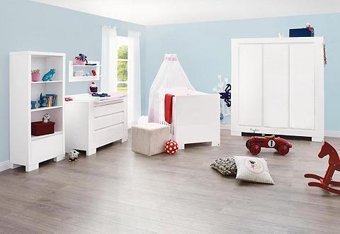 PINOLINO Vaikiškų baldų 3-ijų durų vaikų kambar...