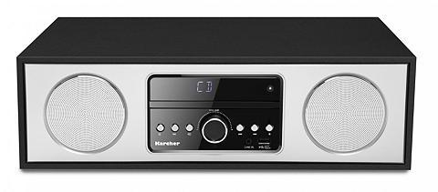 Karcher »DAB 4500CD« Skaitmeninis radijo imtuv...
