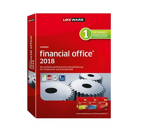 LEXWARE Financial office »Jahresversion (365 T...