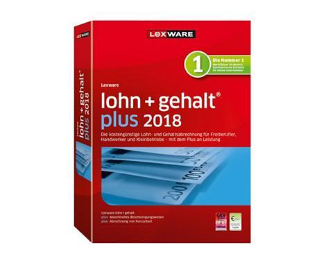 LEXWARE Lohn + Gehalt plus »Jahresversion (365...