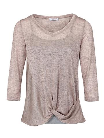 heine CASUAL Marškinėliai su gewickeltem apsiuvas