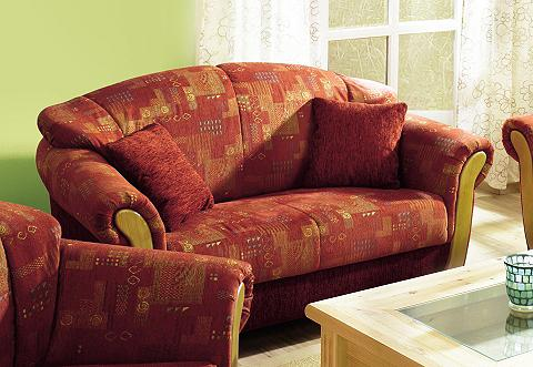Sofa dvivietė »Milano« patogi su miego...