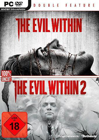 BETHESDA The Evil Within + The Evil Within 2 (D...