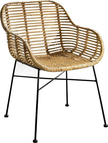 SIT Kėdė »Rattan Vintage« 2-iejų vienetų r...