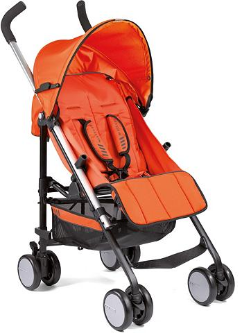 Gesslein Kinder-Buggy »S5 4+4 Orange« su schwen...