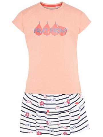 NAME IT Multipack Marškinėliai ir Sijonas