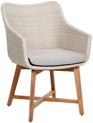BEST Poilsio kėdė »Paterna« Flachgeflecht/T...
