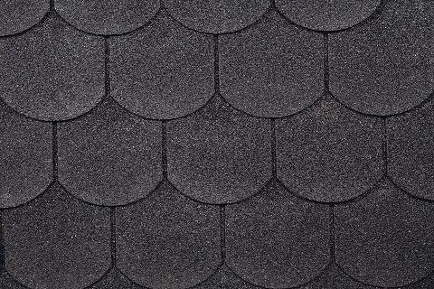 WOLFF Stogo danga 3 m² juoda spalva