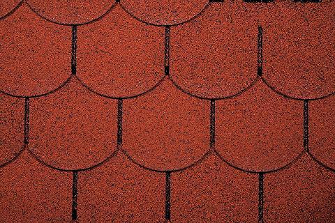 WOLFF Stogo danga 3 m² raudona